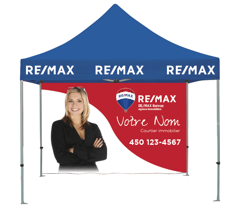 REM-1303 Tente promotionnelle