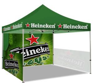 Tente promotionnelle