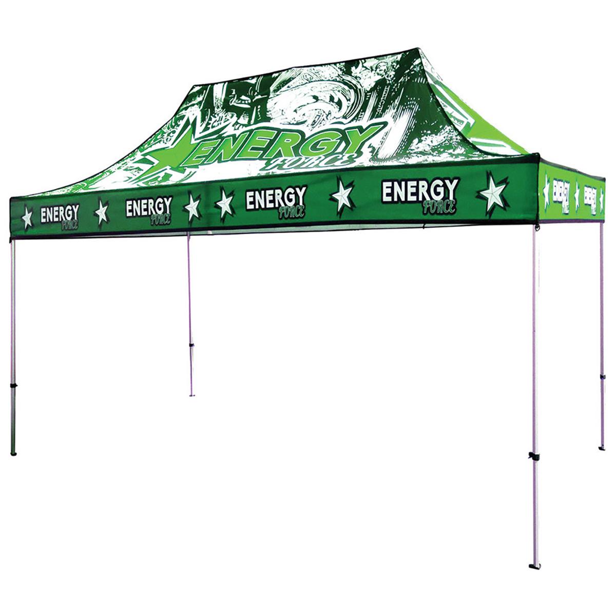 Tente promotionnelle 15pi